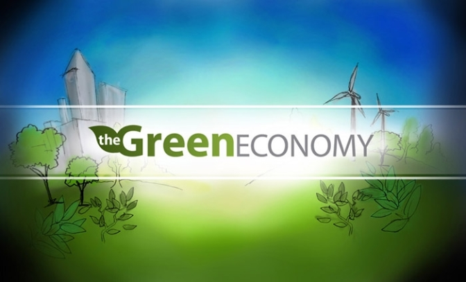 Women: Green Economy and the Environment.