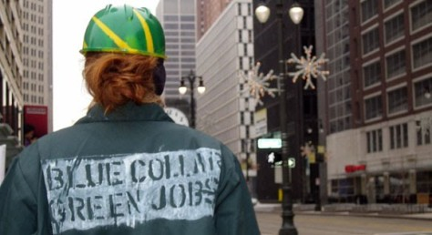 blue collar green jobs